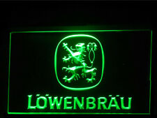 J502G Lowenbrau Beer For Pub Bar Display Decor Light Sign