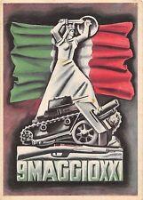 0174) WW2 FRANCHIGIA 9 MAGGIO XXI. VG. PM 3600 E PM 50 (LINEARE), DA MACOMER.