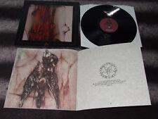 Deathspell Omega Kenose I PRESS 2005 EP LP SVEST Clandestine Blaze Insane Vesper