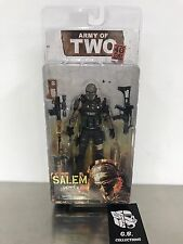 NECA Army Of Two 40th Day Salem Action Figure New Sealed