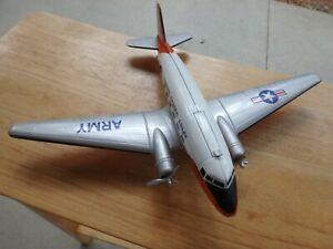Eastwood Automobilia U.S. Army C-47 Airplane Bank