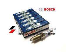 BOSCH SPARK PLUG SET 6 FOR VW GOLF VR6 MK3 2.8L SOHC 12V AAA	3/94-10/98