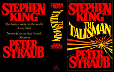 The Talisman by Peter Straub and Stephen King It Cujo * HARDCOVER ** LIKE NEW **