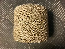 J. & P. Coats (+Other Brands) - Knit Cro-Sheen Crochet Cotton - New  Used Balls