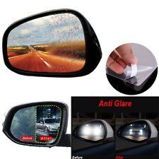 1x Car Antifog Rainproof Nano Coating Rear View Mirror Protective Film 175x200mm