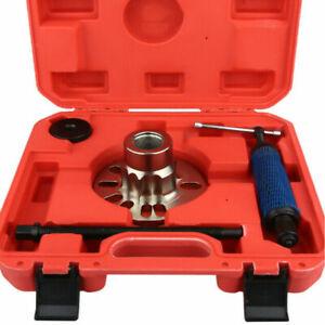 10t Hydraulic drive shaft wheel hub puller tool universal 5studs drive press+Box