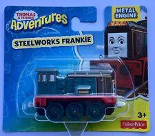 Thomas Friends Railway Portable Play Adventures Sodor Train Steelworks Frankie