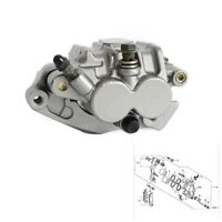 For Honda Front Brake Caliper with Pads CR125R CR250R XR650R CRF 150F 230F