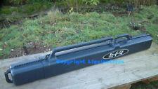 KIS Ski Tube Sportube S2, Fishing Rod  Ski Carrier, Ski Case [Ski Bag] - Black