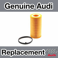 Genuine Audi A3 (8P) 2.0T, 2.0T S3 (04-) Oil Filter
