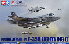 Tamiya 60787 Lockheed Martin F-35A Lightning II 1/72 scale kit