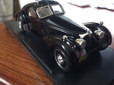 Brumm die cast 1/43 scale 1934 / 36 Bugatti 57S coupe