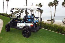 Golf Cart Custom Rebuilt, 6