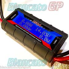 Strumento multifunzione Wattmetro DC 150A 60v Amperometro Voltmetro Contatore