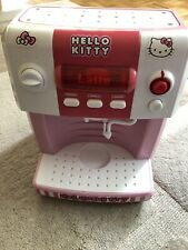 Hello Kitty - Cappuccino Coffee Machine Toy