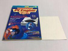 Challenge! PC Engine Game Super Soft Magazine Vol.9 Guide Book SUPERGRAFX Japan