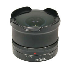 Dorr 9.3mm F8.0 Fisheye Wide Angle Lens - Micro Four Thirds Fit 361113 London