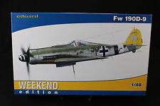 YU013 EDUARD 1/48 maquette avion 84100 Fw 190D-9