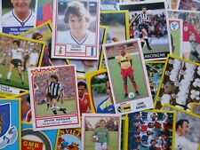 Panini Football Stickers 1978-1991 - Collectable Players
