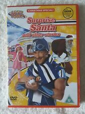Lazytown - Surprise Santa And Other Stories (DVD, 2006)