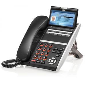 NEC ITZ-12CG-3 BK TEL IP Phone IZV(XCG)W-3 Refurb Warranty ITZ-12DG-3 ITZ-12D-3