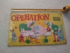 """Operation Skill Game Vintage Style Metal Sign 18""""x10.63"""" New in Pkg."""