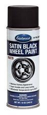 Eastwood Satin Oem Black Wheel Paint Aerosol Spray 12oz Touchup And Spray Paint