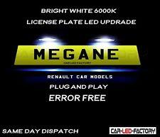 Renault Espace MK4 H3 100w Super White Xenon HID High Main Beam Headlight Bulbs