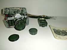 Vintage Canon AE-1 Program #4734214 Bundle Package Great Condition