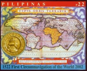 Philippines #2808 First Circumnavigation of the World (Never Hinged) cv$3.00