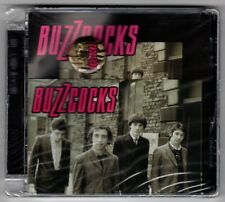 BUZZCOCKS - ORGASM ADDICT CD + BUTTON (LIVE IN PARIS 1995) UK KULT-PUNK