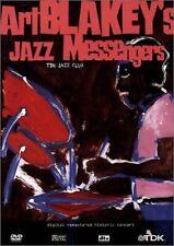 Art Blakey's Jazz Messengers - DVD Musikfilm Gebraucht - Akzeptabel