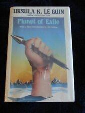 Ursula K. LeGuin - PLANET OF EXILE - Reissue 1st (Ex-Library)