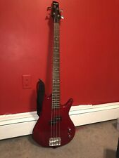 Ibanez Gio Bass Guitar Gsr100 9085178 Red