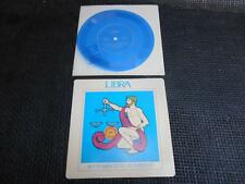 Old Vtg 1976 ASTROLOGY Record LIBRA Recording 33 1/3 rpm Musicard Sales 150MP2-9