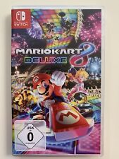 * * MARIO KART 8 DELUXE - NINTENDO SWITCH - DEUTSCHE VERSION * *