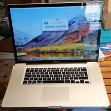 2 TB SSD Neu Garantie *viel Zubehör* Apple MacBook Pro 17 Zoll QUAD Core i7 2.4