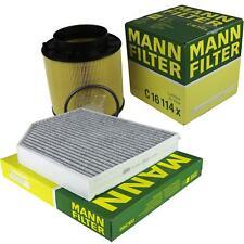 Mann-filter Set Audi A4 Avant 8K5 B8 S4 Quattro 3.2 FSI 8K2 3.0 TFSI