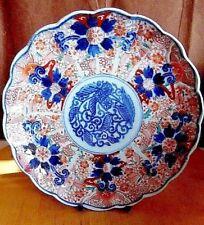 PLATO De Porcelana Vintage Japonés Imari