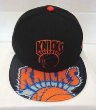 New York Knicks Men's New Era 9FIFTY Visor Gleam M/L Snapback Cap Hat