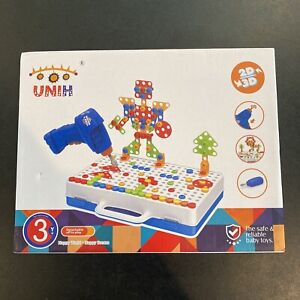 UNIH Design & Drill Toy Set
