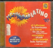 FESTIVAL BAR LATINO '97 CD Audio Musicale