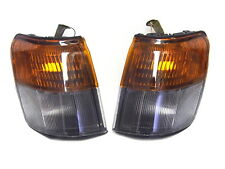 MITSUBISHI Pajero Montero Shogun 1991-1995 turn signal blinker lights set pair