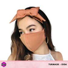 Rhezz Turmask Set (Turban & Facemask) TM#0106 Wholesale