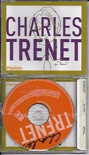 MAXI CD COLLECTOR CHARLES TRENET PIANISTE 13T BEST OF ET RARETES NEUF SCELLE