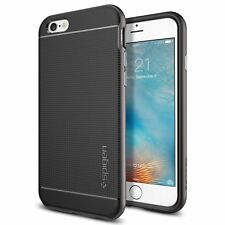 Original Spigen Protective Cover for iPhone 6 6s Aluminum Frame Neo Hybrid