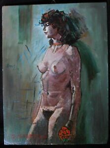 Quadro - Salvatore Garofalo - dipinto a olio su tela