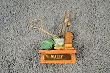 'Wally' Fishing Themed Ornament