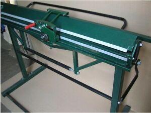 """New 1300mm/0.9mm + cutter sheet metal bender, sheet metal folder 1.3m (51.1"""")"""