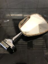 VINTAGE STADIUM CHROME REAR VIEW ADJUSTABLE  MIRROR ~ CLASSIC CAR